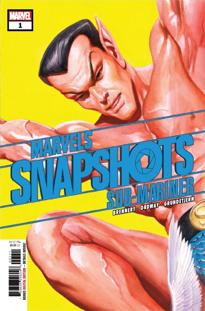 Marvel's Snapshots: Sub-Mariner #1