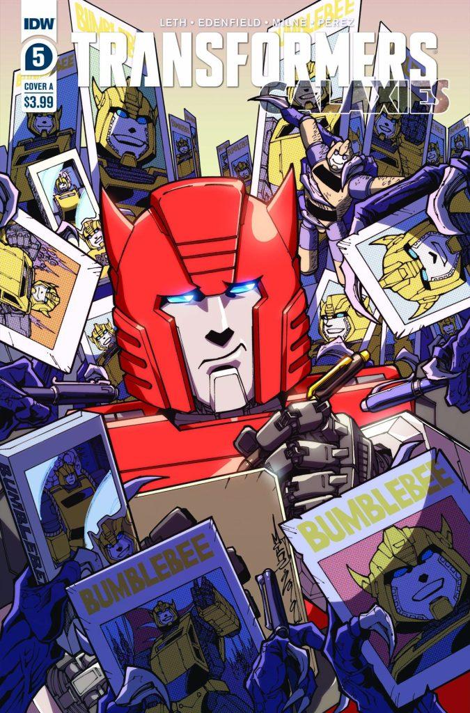 Transformers: Galaxies #5