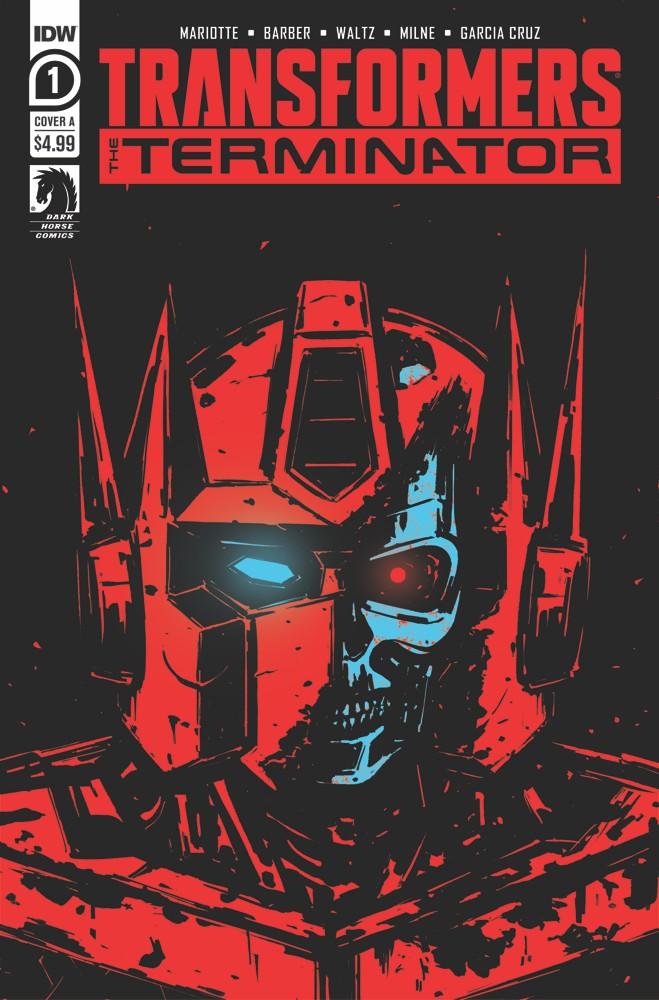 Transformers vs. Terminator #1