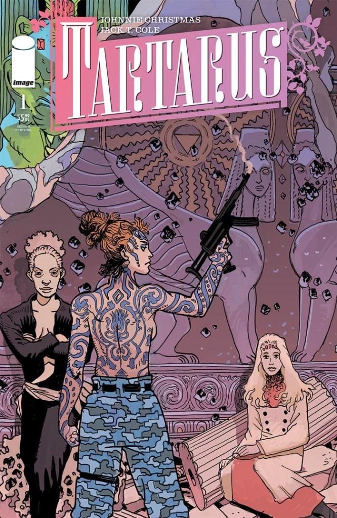 Tartarus #1, second printing