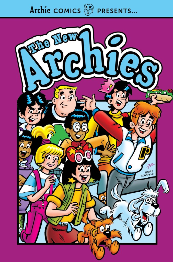 THE NEW ARCHIES (TP)