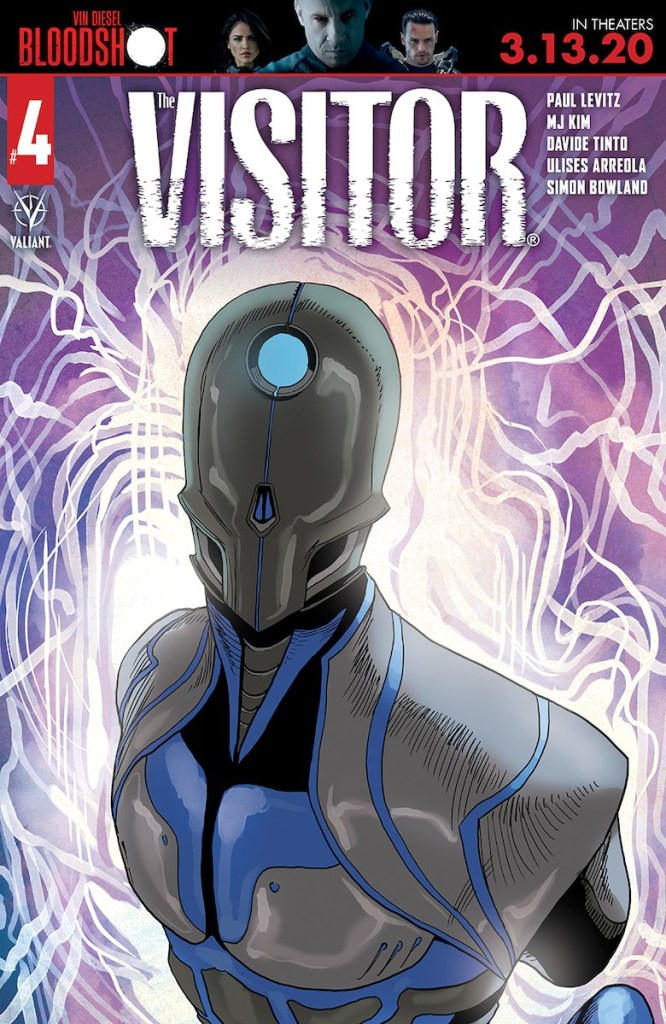 THE VISITOR #4 (of 6)