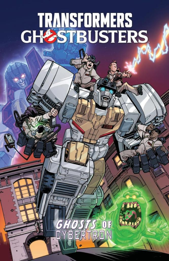 Transformers/Ghostbusters Vol. 1 Ghosts of Cybertron