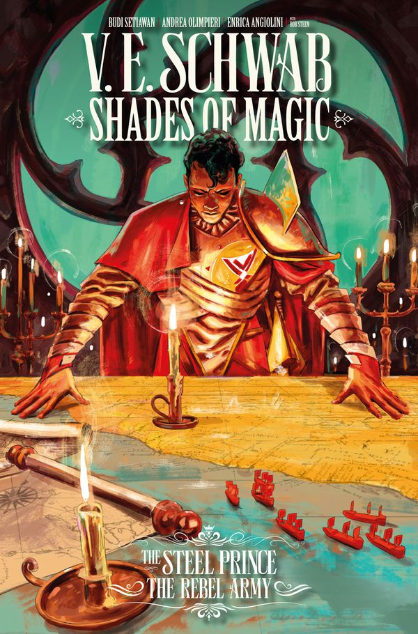 Shades of Magic – The Steel Prince: The Rebel Army #4