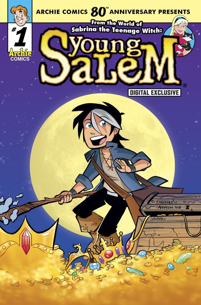 ARCHIE COMICS 80TH ANNIVERSARY PRESENTS: YOUNG SALEM