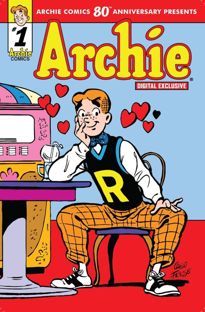 ARCHIE COMICS 80th ANNIVERSARY PRESENTS ARCHIE