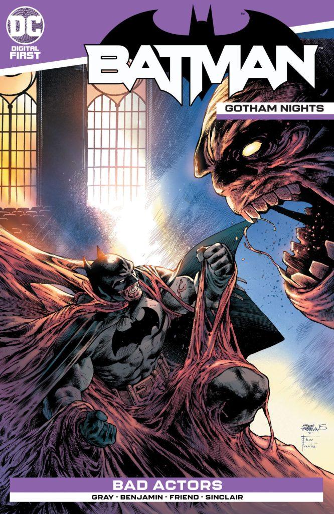 Batman: Gotham Nights #2
