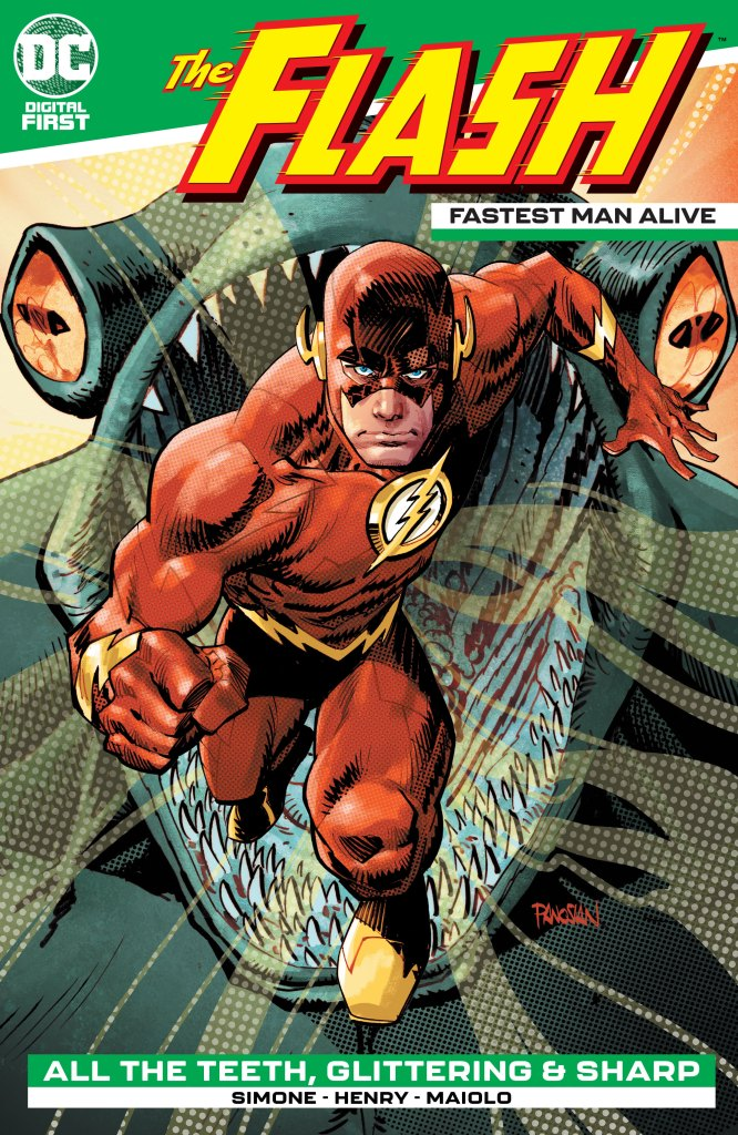 The Flash: Fastest Man Alive #1