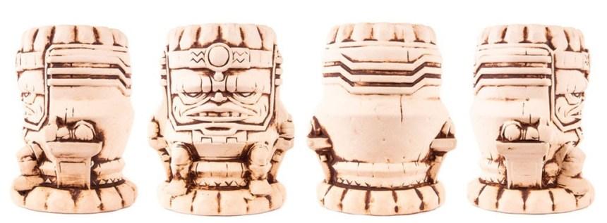 Modok Tiki Mug Bone variant