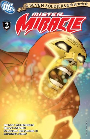 Seven Soldiers: Mister Miracle #2