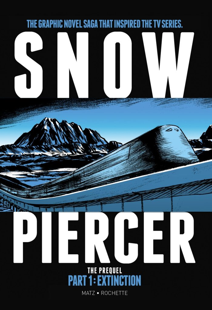 SNOWPIERCER THE PREQUEL: EXTINCTION