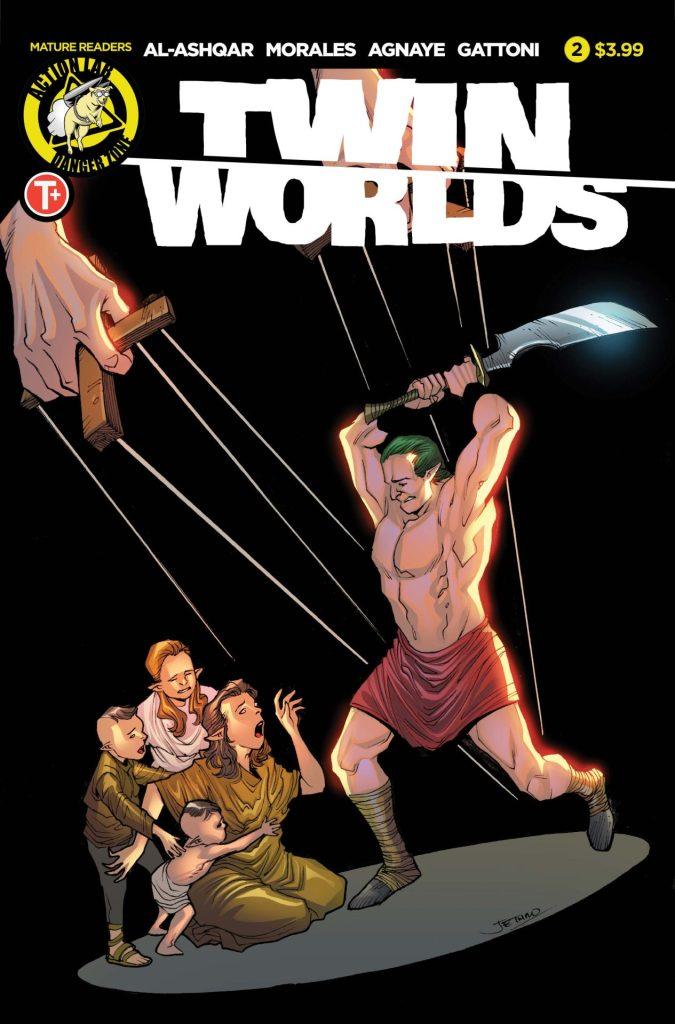 TWIN WORLDS #2