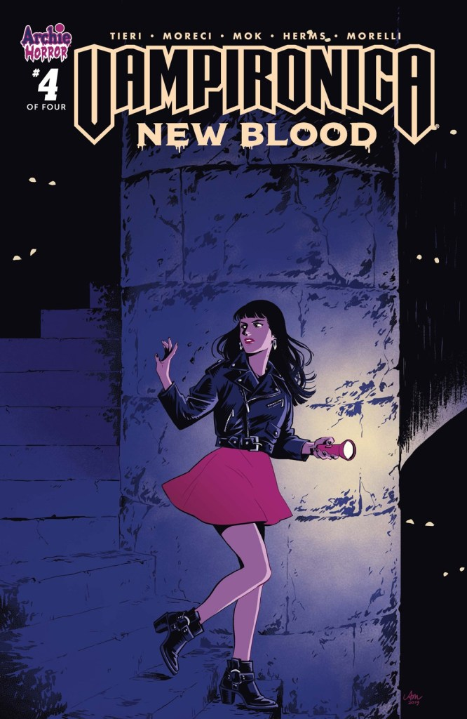 VAMPIRONICA: NEW BLOOD #4 (of 4)