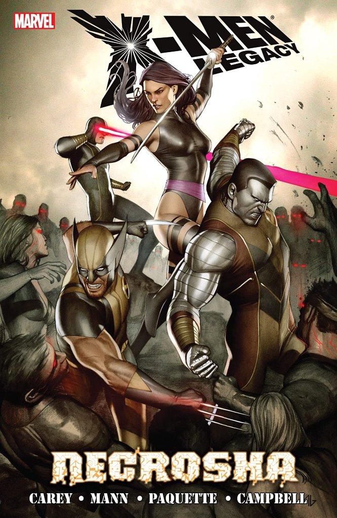 X-Men: Legacy — Necrosha