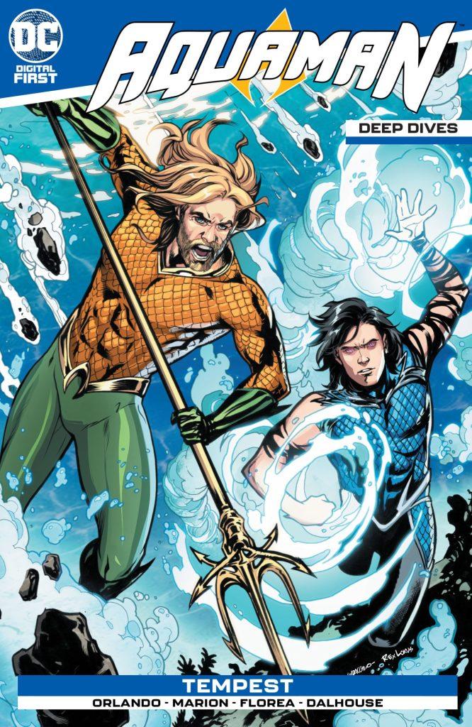 Aquaman: Deep Dives #3