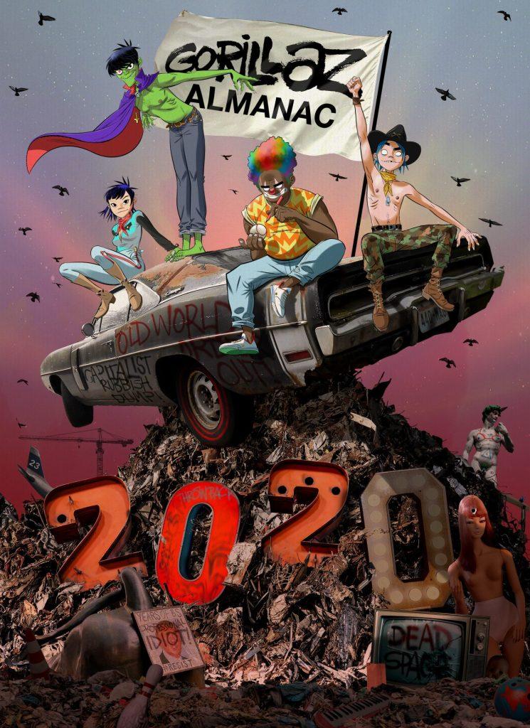 Gorillaz Almanac