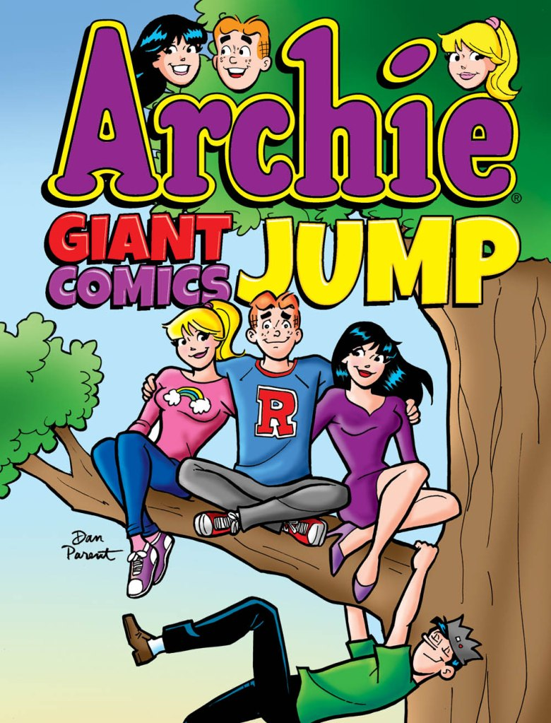 ARCHIE GIANT COMICS JUMP (TP)