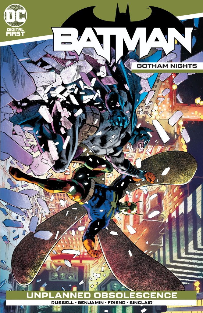 Batman: Gotham Nights #7