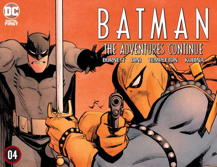 Batman: The Adventures Continue Chapter Four