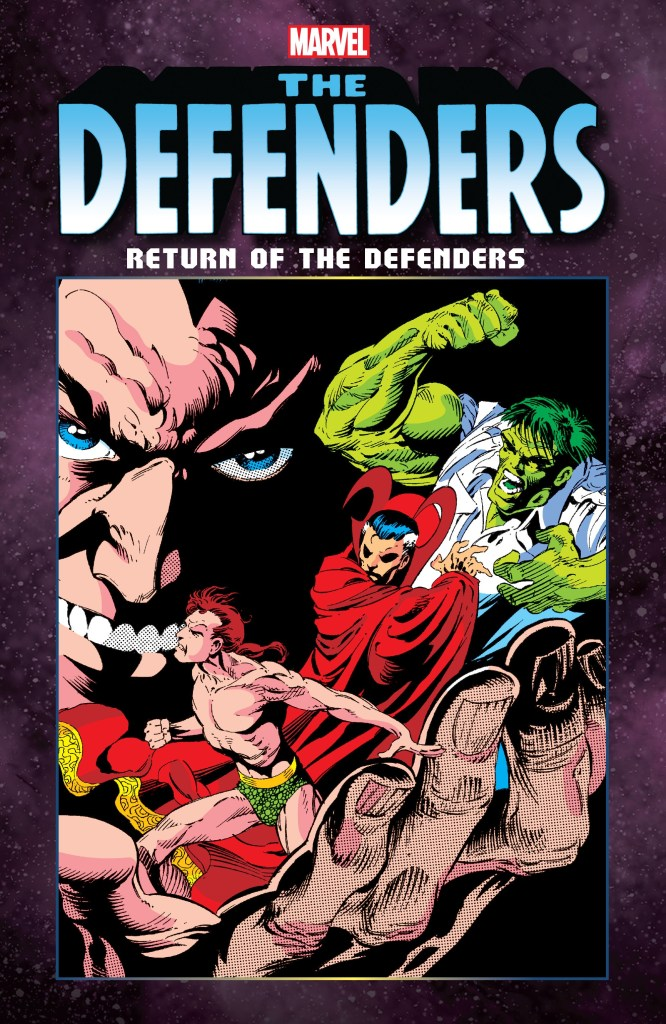 DEFENDERS: RETURN OF THE DEFENDERS