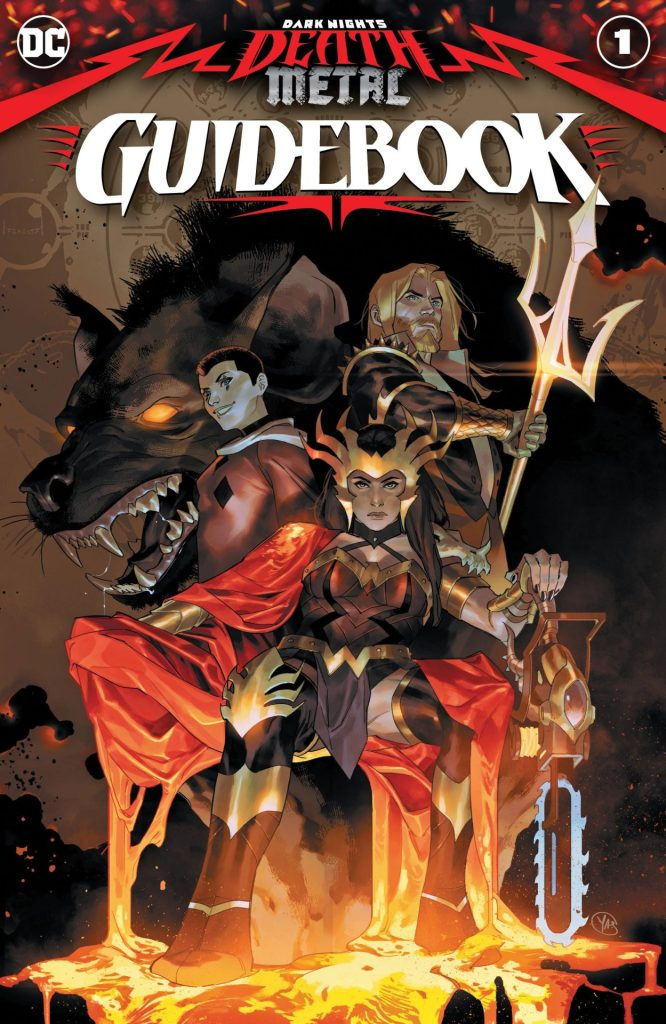 Dark Nights: Death Metal Guideboo