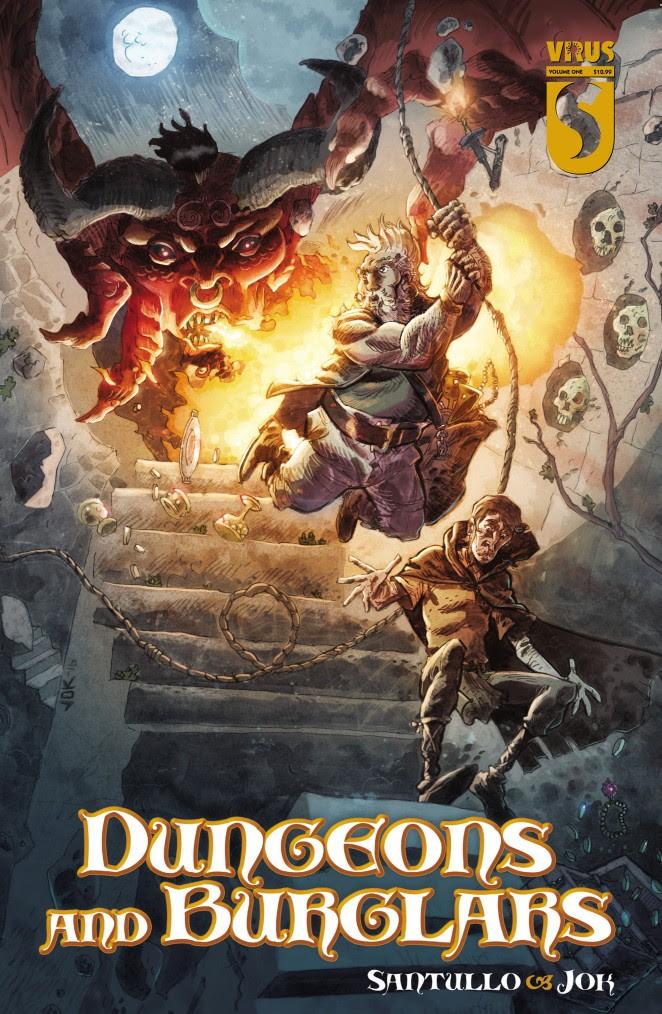 Dungeons & Burglars