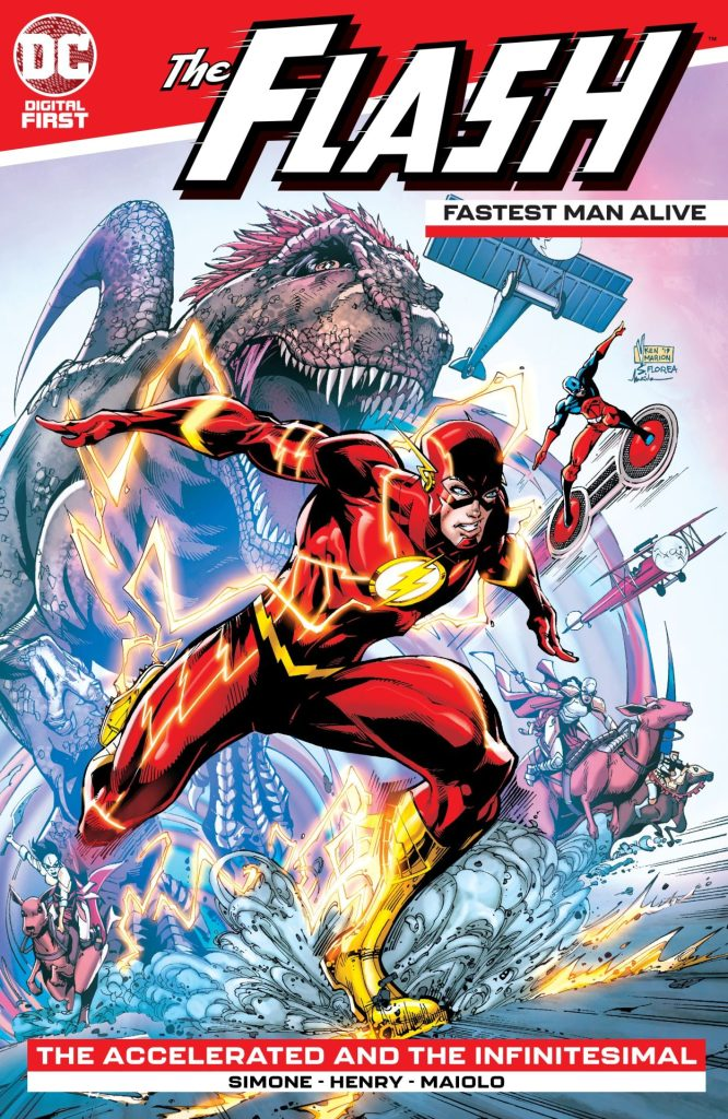 The Flash: Fastest Man Alive #3