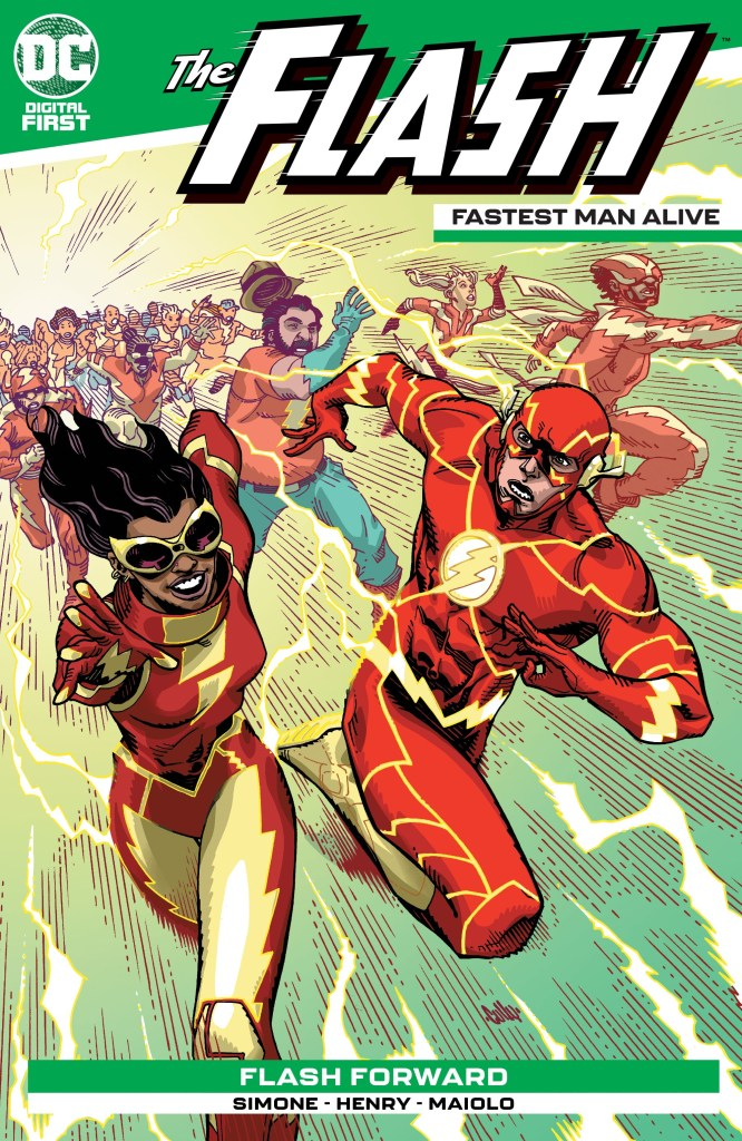 The Flash: Fastest Man Alive #4