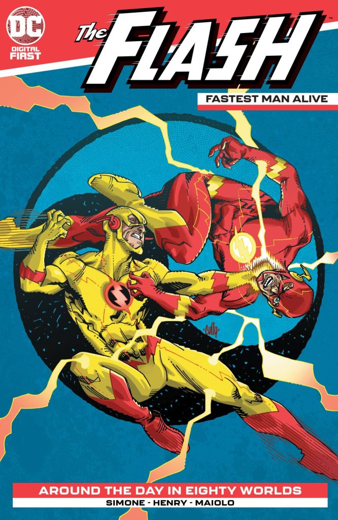 The Flash: Fastest Man Alive #5