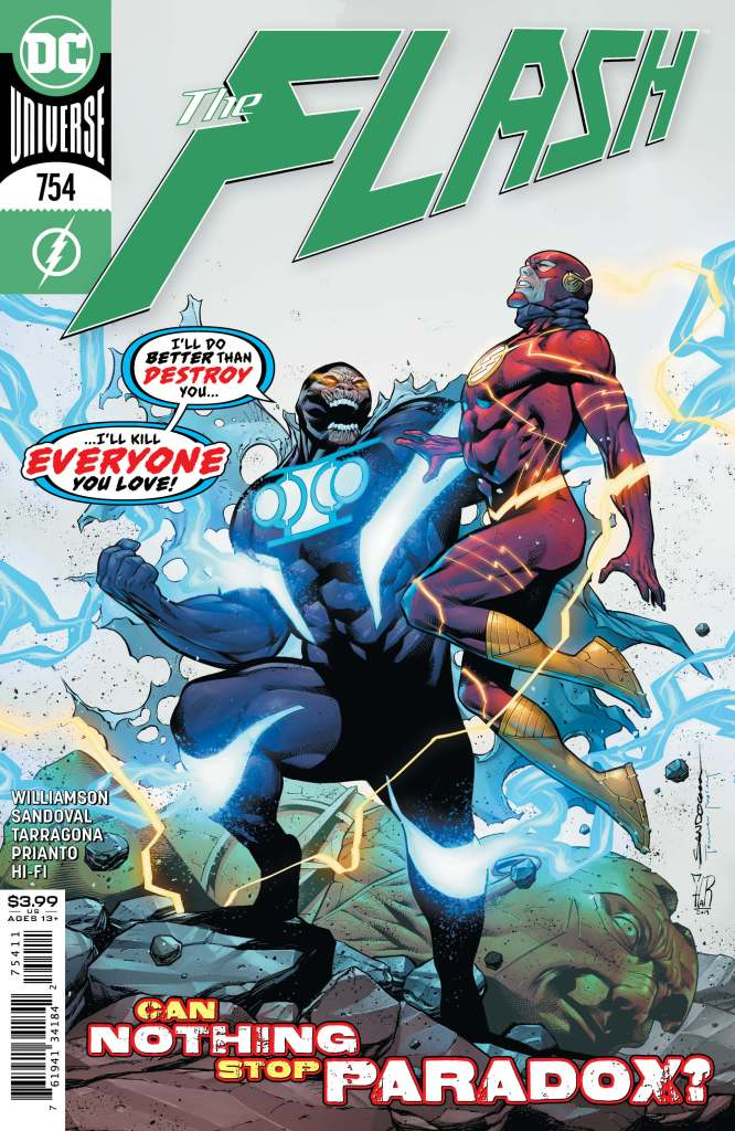 The Flash #754