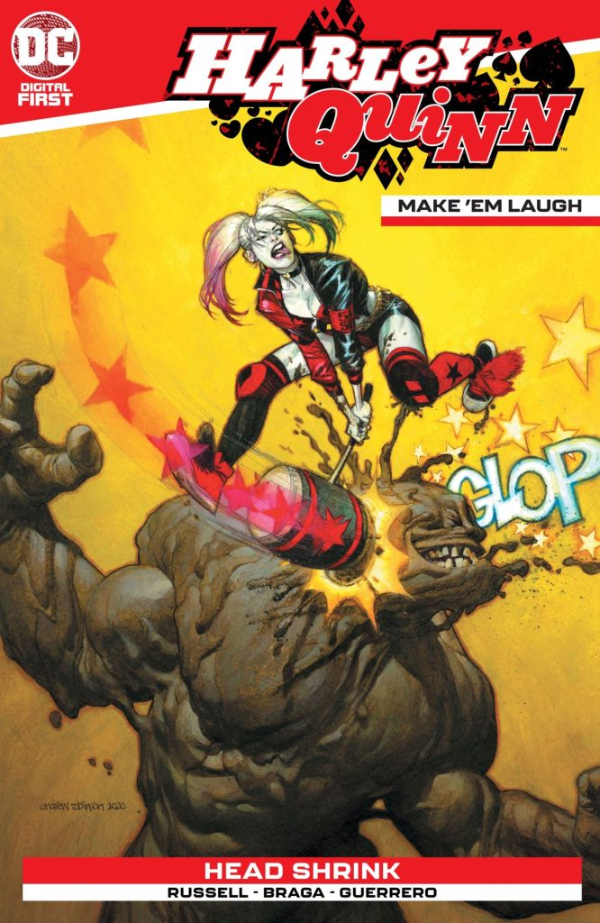 Harley Quinn: Make 'em Laugh #1