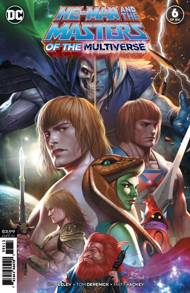 He-Man and the Masters of the Multiverse #6 (of 6)
