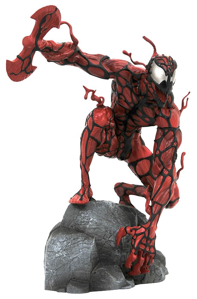 HCF 2020 Marvel Comic Gallery Glow-in-the-Dark Carnage PVC Diorama