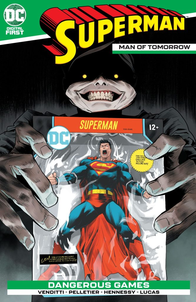 Superman: The Man of Tomorrow #3