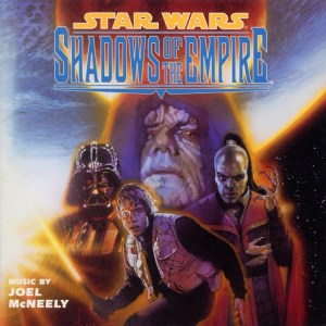 Star Wars: Shadows of the Empire original soundtrack