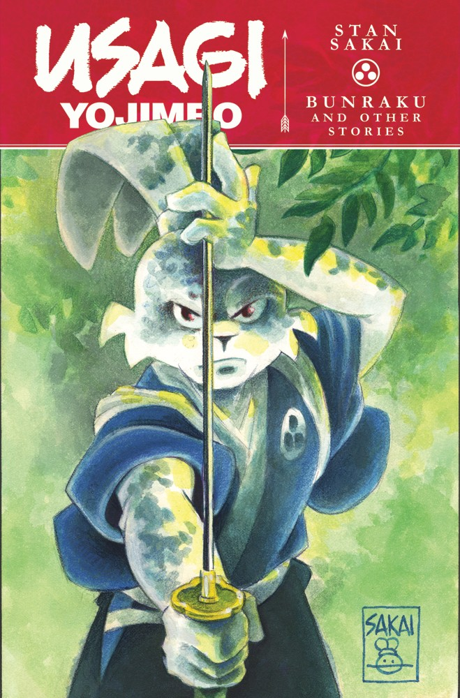 Usagi Yojimbo Vol. 1 Bunraku & Other Stories