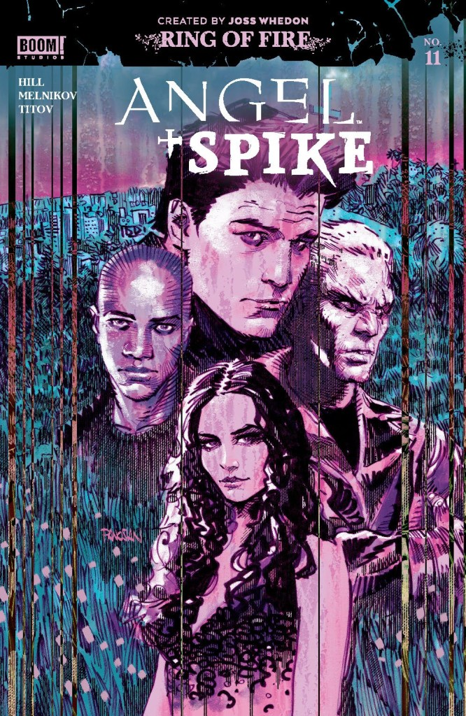 Angel + Spike #11