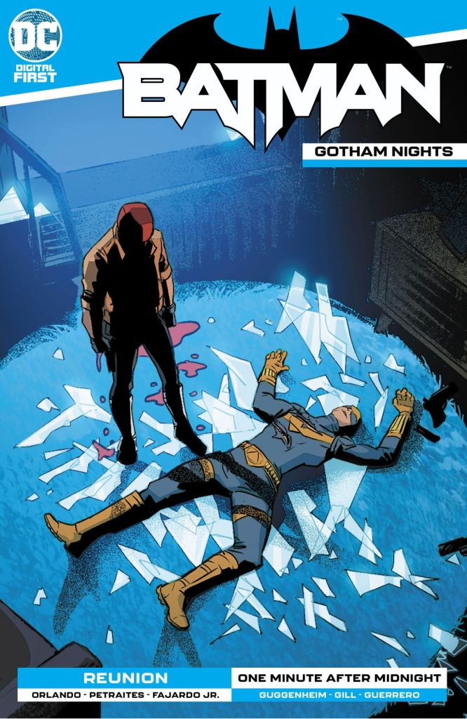 Batman: Gotham Nights #11