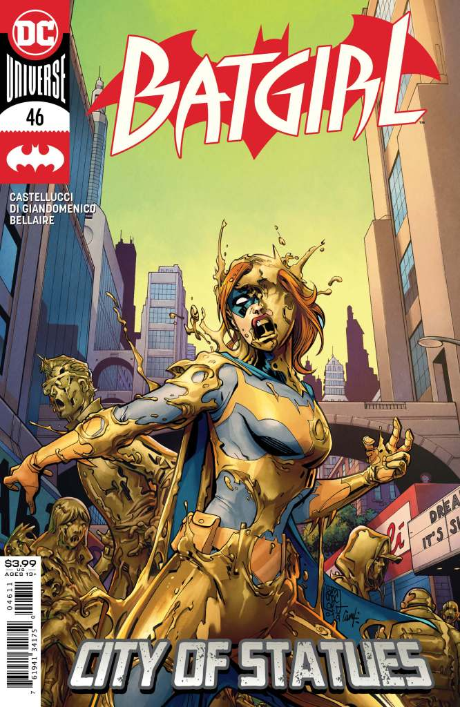 Batgirl #46