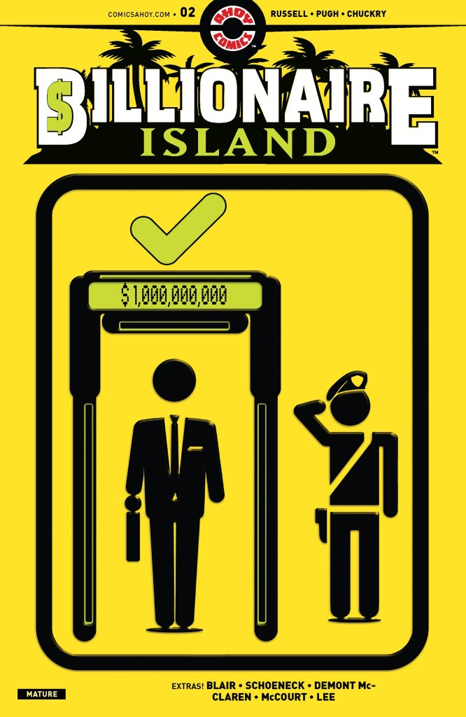 Billionaire Island #2