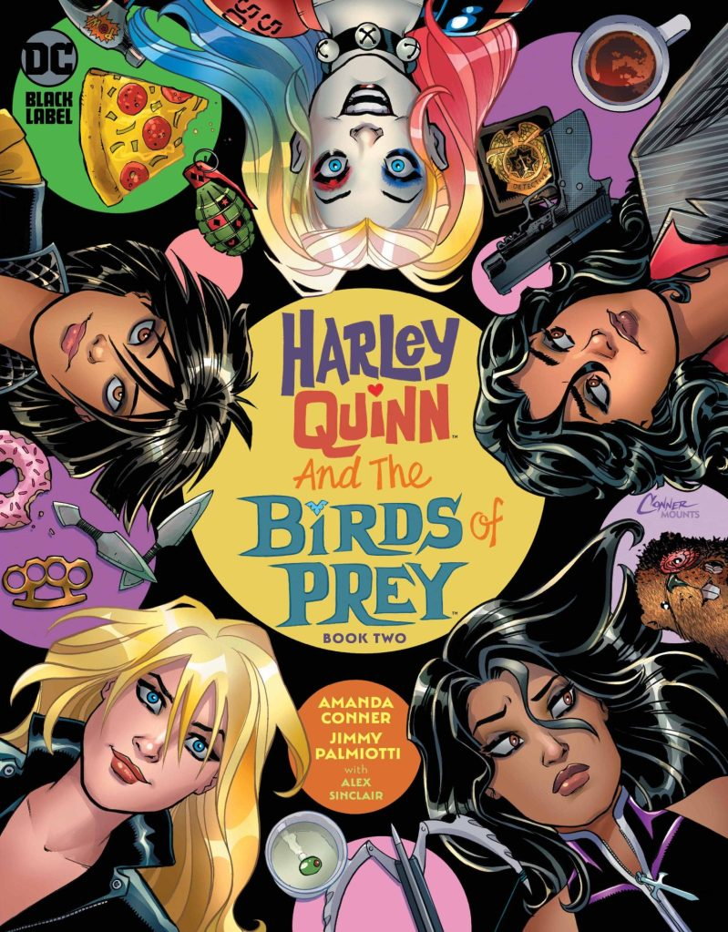 Harley Quinn & The Birds of Prey #2 (of 4)