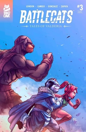 Battlecats: Tales of Valderia #3