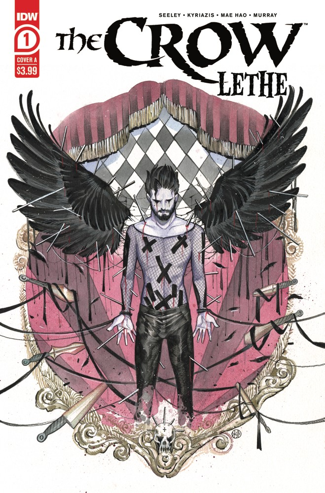 The Crow: Lethe #1