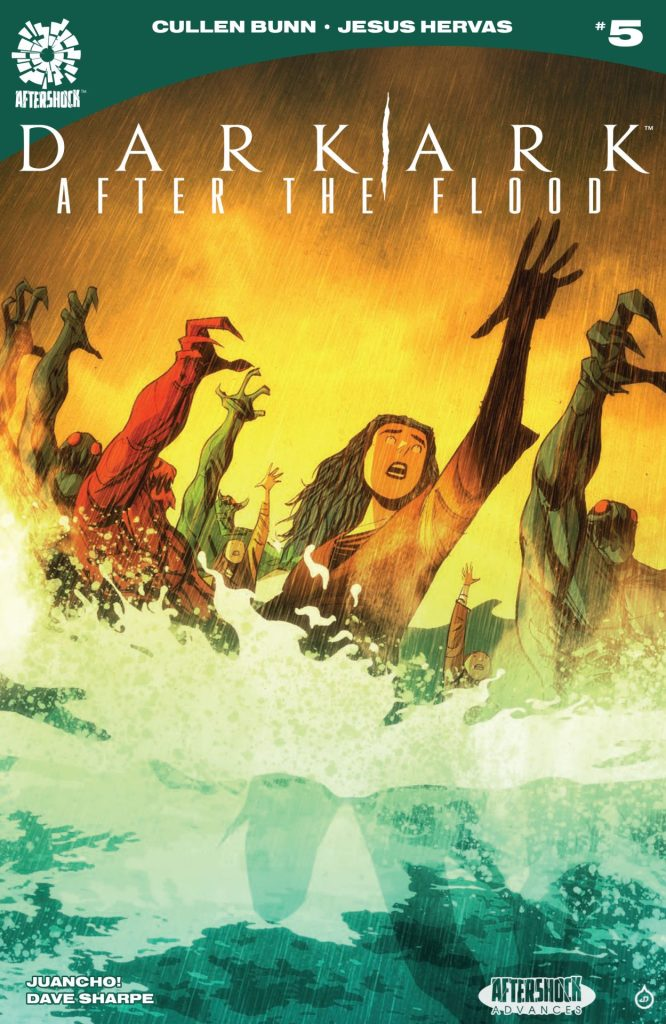 DARK ARK: AFTER THE FLOOD #5