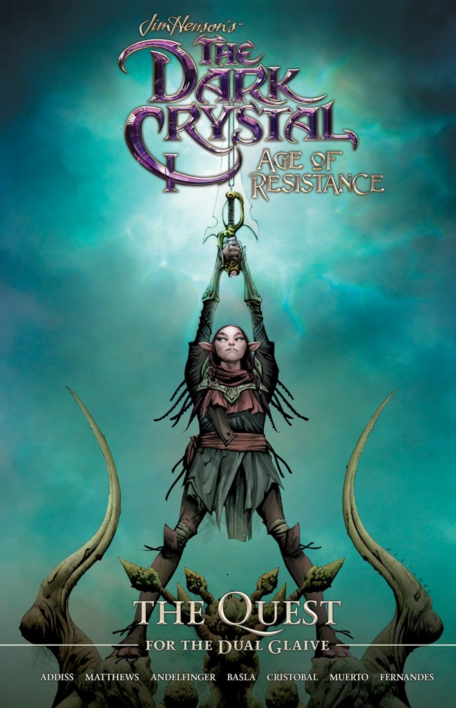 Jim Henson's Dark Crystal: Age of Resistance Vol. 1 Quest for the Dual Glaive