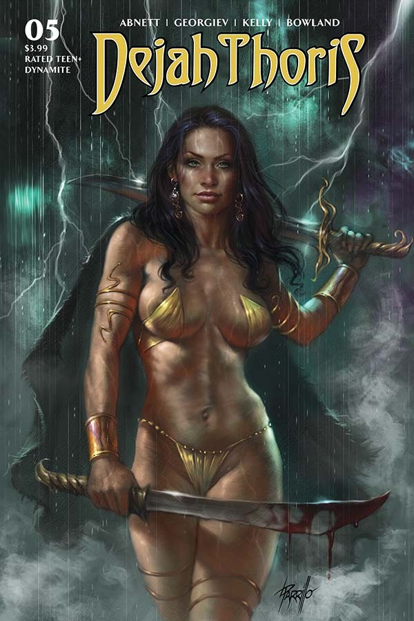 Dejah Thoris (Vol. 3) #5