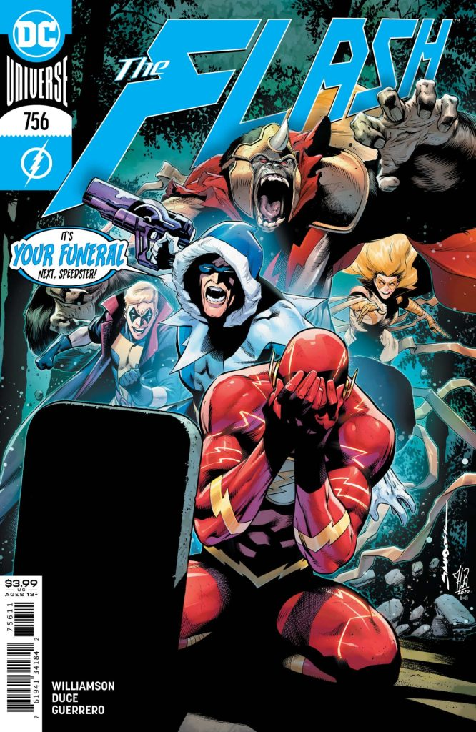 The Flash #756