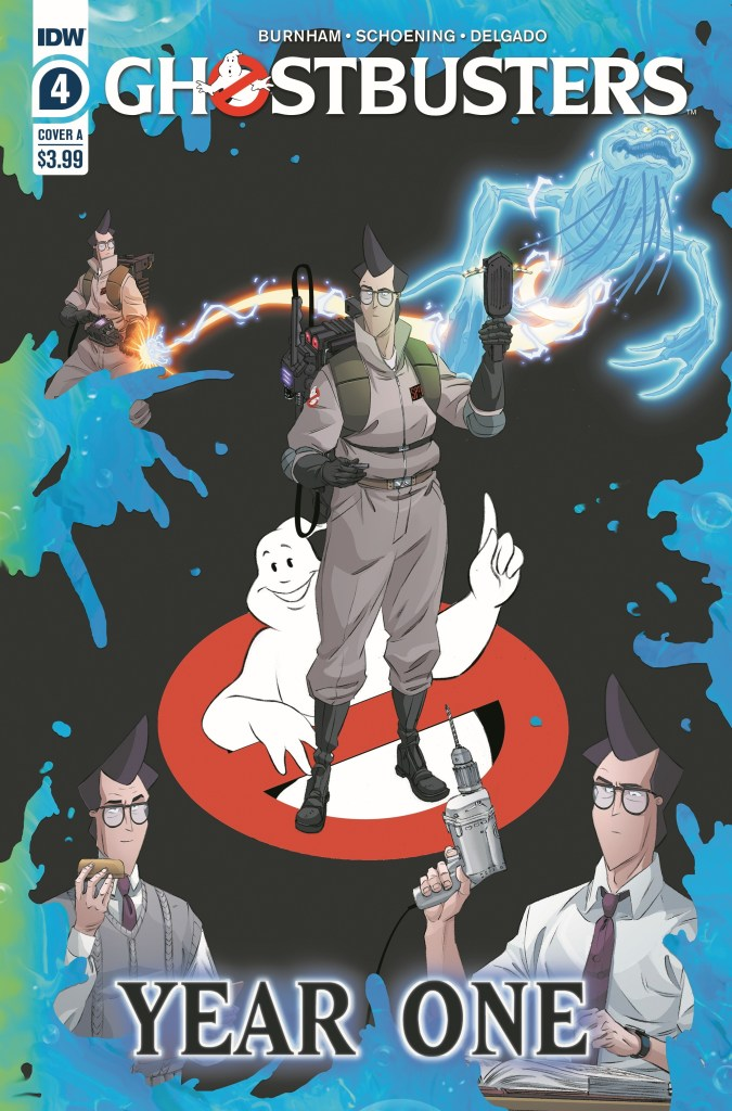 Ghostbusters: Year One #4 (of 4)