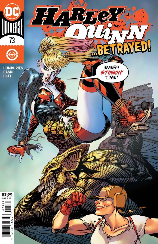 Harley Quinn #73