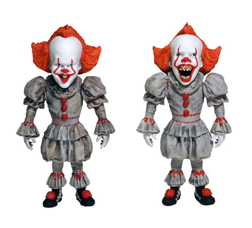 IT Chapter 2 D-Formz Pennywise Mini-Figures 2-Pack